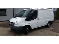 Man & Van Service Available Short Notice - House Clearance, Removals - Van Man