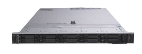 New Dell Poweredge R640 6-core Bronze 3104 1.7ghz 32gb Ram 2x600gb Hdd 1u Server