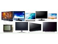 Wanted TVs , broken or unwanted , free collection