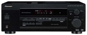 Pioneer VSX-D411 100W Surround A/V Receiver
