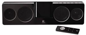 Logitech Pure-Fi Anywhere Speaker Dock - Black *NEW in BOX*