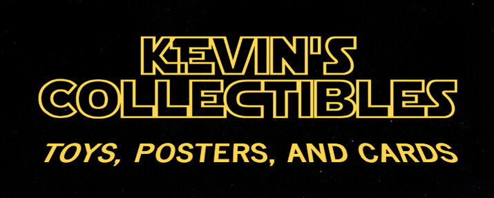 Kevin'sCollectiblesToysPostersCards