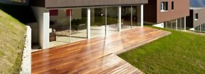 "Ipé Decking 5/4"" x 6"" All Sizes Available"