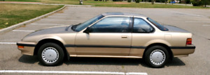 1989 HONDA PRELUDE 2.0Si,Service history,Certified & E-Tested