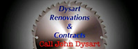 Dysart Renovations & Contracts