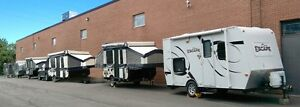 NEW popup camper, travel trailer AC shower