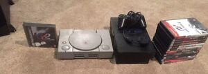 PS1 and PS2 w/ lots of games  Cambridge Kitchener Area image 1