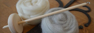 Wool Spinning Lessons