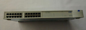 Package of three 24-port 3COM 3300 XM 10/100 network switches