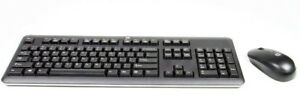 HP 2.4Ghz Wireless Keyboard and Mouse Combo