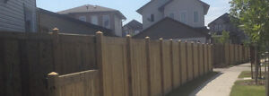 Need of a fence (discount prices)