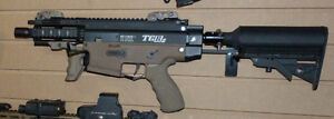 Paintball marker TGR2 CQB magfed