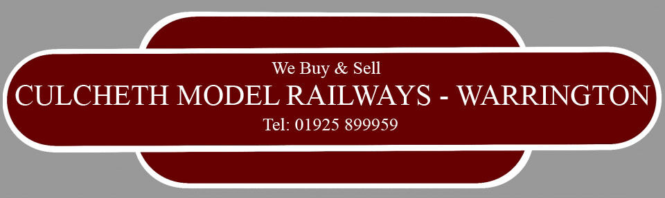 Culcheth Model Railways Warrington