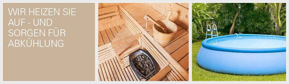Sauna & Schwimmbad