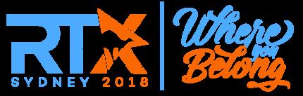 VIP RTX Sydney Ticket 2018