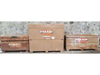 KNAACK Tool Boxes