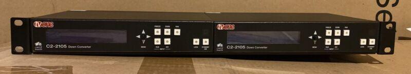 TVOne C2-2105A Down Converter DVI to Digital 1080p