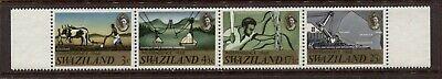 SWAZILAND 1968, INDEPENDENCE PROCLAMATION, Scott 142a, MNH