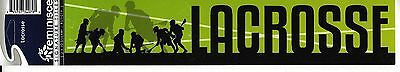 Reminisce - LaCrosse Signature Title Scrapbooking Sticker - 2x10 - RST-079