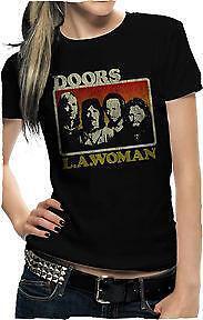 The Doors La Woman Shirts & The Doors Shirt | eBay pezcame.com