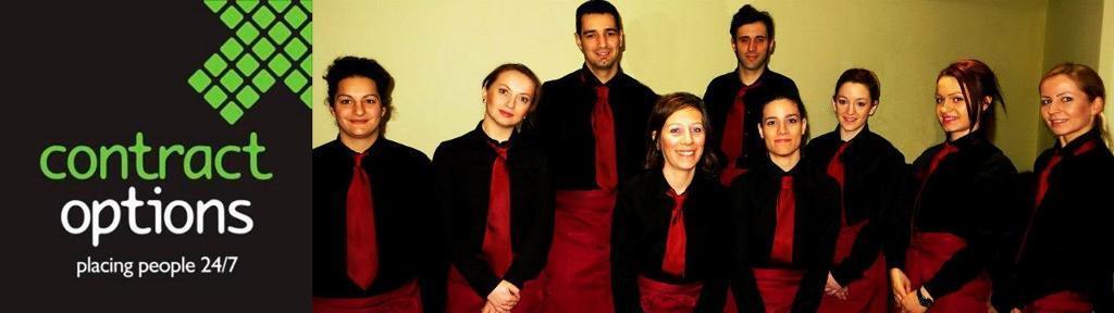 DBS Kitchen Staff