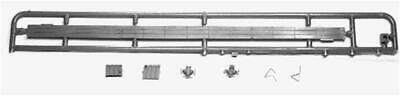 Tichy Train Group #3029 HO Scale 40' Wood Replica Roofwalk (1 set)