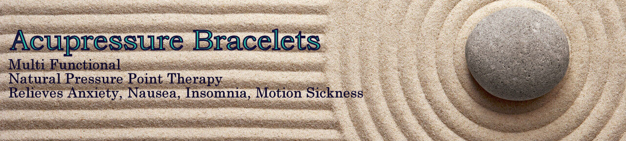 Acupressure Bracelets