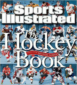 Sports Illustrated The Hockey Book Hardcover