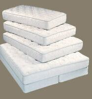 MATTRESS PLAZA -BRAND NEW MATT SALE /BUNK BED /FUTON SALE !!!