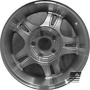 on 1998 Chevy S10 Center Caps