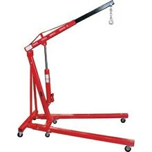 Engine Crane Hoist For Hire Queanbeyan Queanbeyan Area Preview