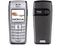 *Unlocked* Nokia 6230i Retro Mobile Phone *All Networks*
