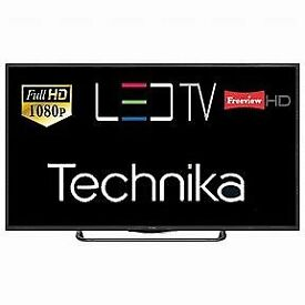 "32"" technika flat screen tv"
