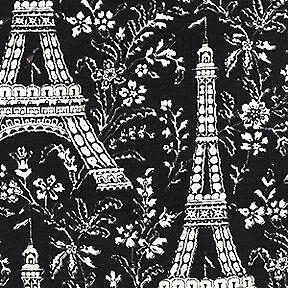 Eiffel Tower Fabric Ebay
