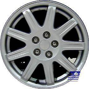 Pt Cruiser 16 Inch Wheels Ebay