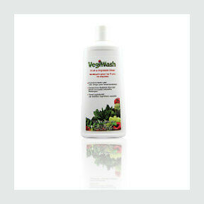 VegiWash-a natural solution to remove pesticides & chemical