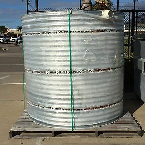 Brand New 5000Ltr Steel Rain Tank Condon Townsville Surrounds Preview