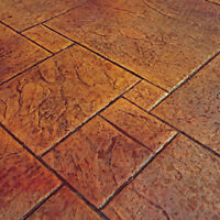 Learn how to do-Stamped Concrete, Exposed aggregate-Regular