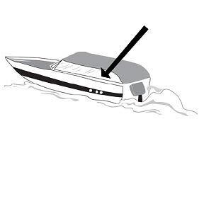 Plastic Vinyl Car Boat Top Window 40 Guage 29