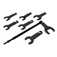 LIS-43300 7 Piece Pneumatic Fan Clutch Wrench Set