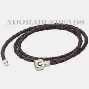 Chamilia Leather Bracelet