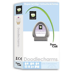 Cricut Doodlecharm cartridge - $40