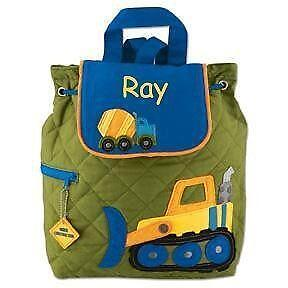 Personalized Toddler Backpack cb2447350e4b9