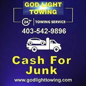 cash for junk vehicles $$$ 200$ cars & 250 for vans fast service