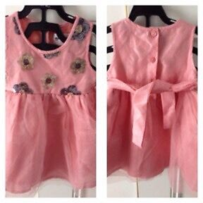 Brand new frock fits 6-12 months baby