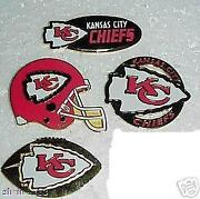 Kansas City Chiefs Pin