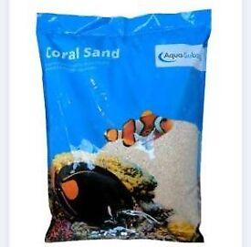 Aqua Range Coral Sand 20KG