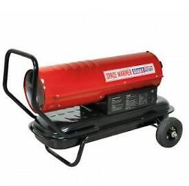 workshop heater