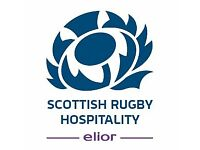 Hospitality, Events & Catering Staff PT/FT