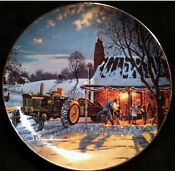 John Deere Collectible Plates